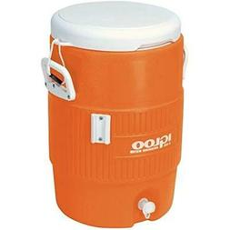 Igloo Beverage Cooler 5 Gallon Seat Top Ultimate Drip Catche