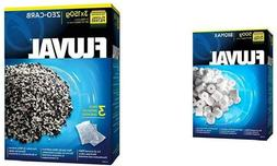 Fluval Biomax Bio Rings - 500 grams/17.63 Ounces Zeo-Carb, 1