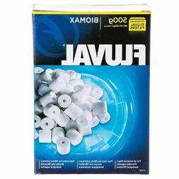 Fluval BIOMAX Bio Rings Filtration Media 500 Grams - 17 oz A