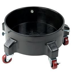 Black Grit Guard  Bucket Dolly