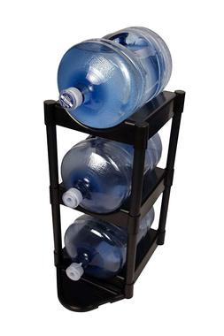 Bottle Buddy Complete System 3-Tier Water Bottle Container H