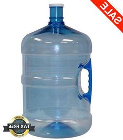 American Made BPA Free Reusable Large 5 Gallon Water Bottle