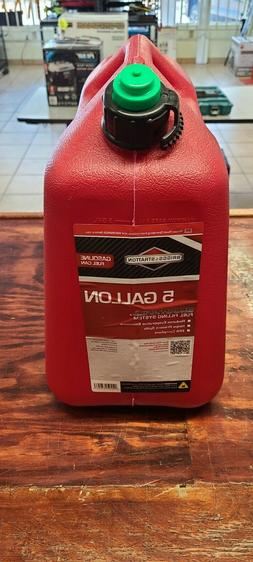 Briggs & Stratton 85053 5-Gallon Gas Can Auto Shut-Off Brand