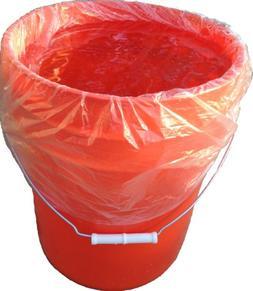 5 Gallon Bucket Liner for Marinading and Brining - Disposabl