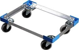 Carlisle Cateraide PC300N End-Loading Food Pan Carrier Dolly