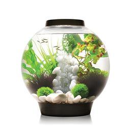 biOrb CLASSIC 30 Aquarium with LED Light – 8 Gallon, Black