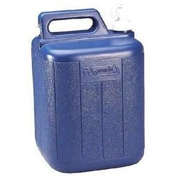 5-Gallon Water Container Drinking Jug Storage Carrier With E