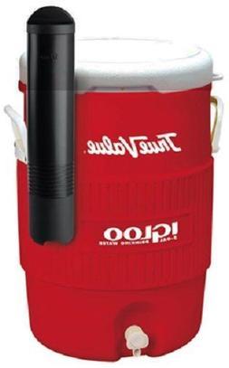 igloo corporation 42163 5 Gallon, True Value Logo Cooler,