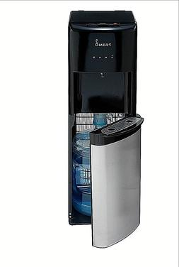deluxe bottom loading water dispenser cold hot