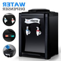 Electric Water Dispenser Cooler Hot and Cold  3-5Gallon  Des