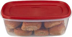 Rubbermaid Easy Find Lids Food Storage Container 2.5 Gallon