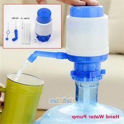 easy manual hand press dispenser water pump