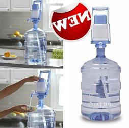 easy manual hand press dispenser water pump