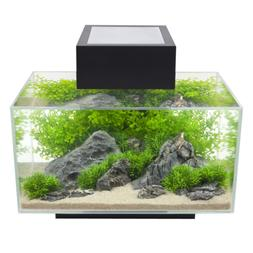 Fluval Edge Aquarium Black 21 LED, 6 Gallon