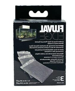 FLUVAL EDGE CARBON RENEWAL SACHETS 3PACK A-1379