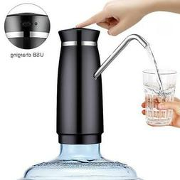 Electric Drinking Water Bottle Pump 5Gallon Bottle Cooler Di