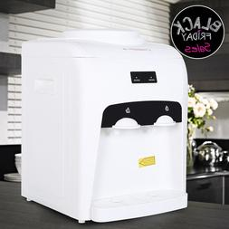 Electric Hot Cold Water Dispenser 3-5  Gallon Cooler Home Of