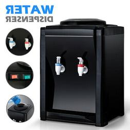 Electric Water Dispenser Hot and Cold Cooler 2-5 Gallon Home