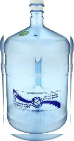 New Wave Envrio Products BPA Free Bottle, 5-Gallon