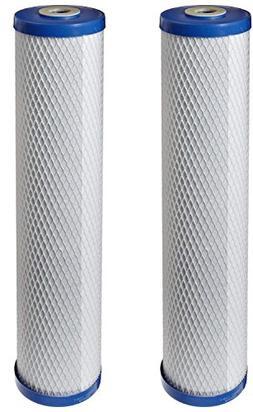 "Pentek EP-20BB Carbon Block Filter Cartridge, 20"" x 4-5/8, 5"