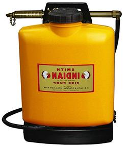 Indian FER500 Poly Tank Fire Pump with Fedco Pump, 5-Gallon