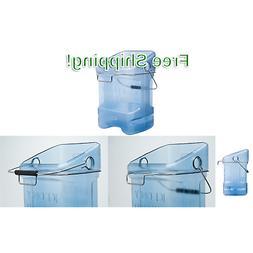 Rubbermaid FG9F5400TBLUE 9F54 Ice Tote 5.5 Gallon W/ Ice Bin