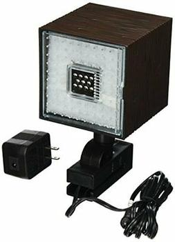 Fluval Filter/Light Cube with Transformer and Media Replacem