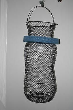 5G FISH BASKET WITH REMOVEABLE FLOAT FITS INSIDE A 5 GALLON