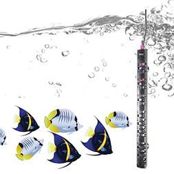 Aquitens Fully Submersible Fish Water Tank Heater, Aquarium