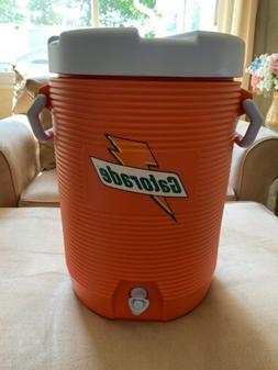 Gatorade 5 Gallon Cooler With Push Button Spigot 49032-NIB