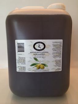 Gentle Unscented Castile Soap 5 Gallon Jug | Certified Organ