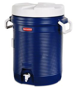 Rubbermaid Gott Blue & White 5 Gallon Water Cooler