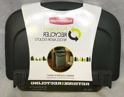Rubbermaid 5-Gallon Hidden Recycle Bin
