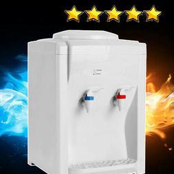 Hot & Cold Water Cooler Dispenser Free Standing 5 Gallon Top