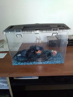 i have a 5 gallon fish tank