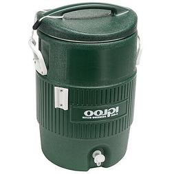 Igloo Water Cooler, Green - 5 Gallons
