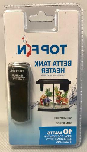 10 watt betta tank heater fits aquariums