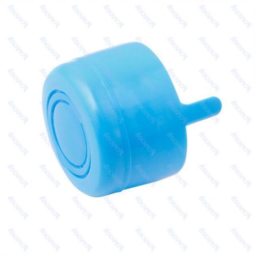 10pcs Gallon Water Cap Splash Peel Off 55mm