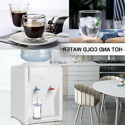 110V Electric Water Cooler Desktop 3-5 Use
