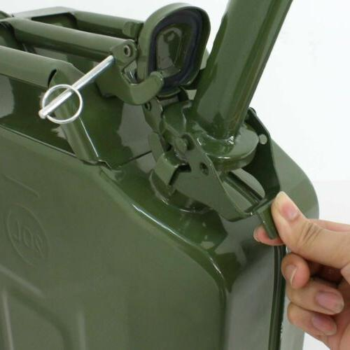 5 Jerry Can Military Style Fuel