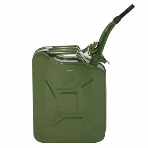 5 Jerry Military Fuel Steel Tank 1pc