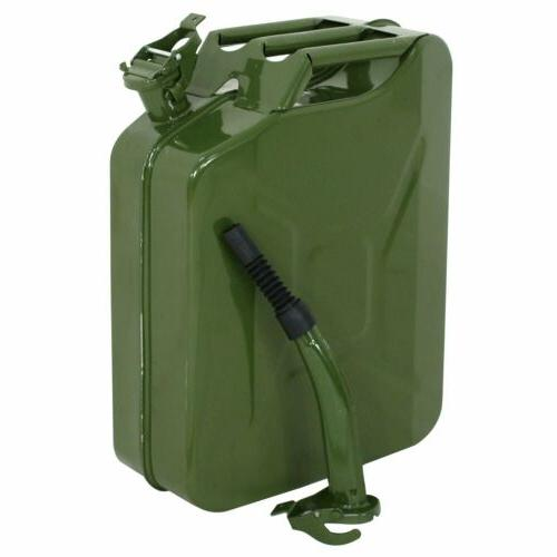 5 Gallon/20L Jerry Military Gas Fuel 1pc
