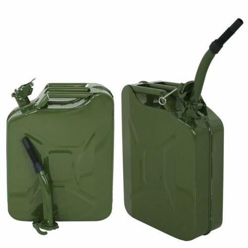 5 gallon 20l jerry can military style