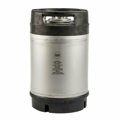 2 5 gallon new ball lock keg