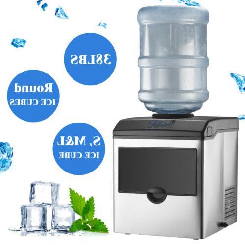 2in1 Built-In Electric 5 Gallon Dispenser Maker Machine Countertop