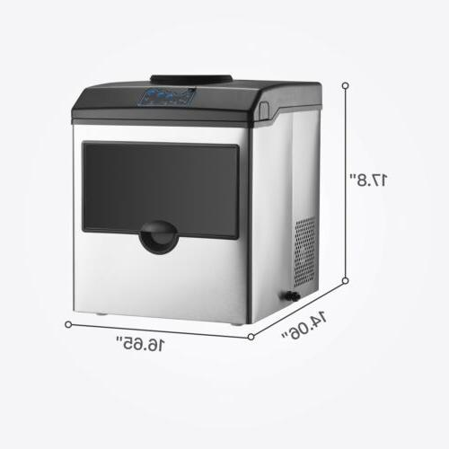 2in1 Built-In Electric Maker Water Dispenser Countertop 5 Gallon