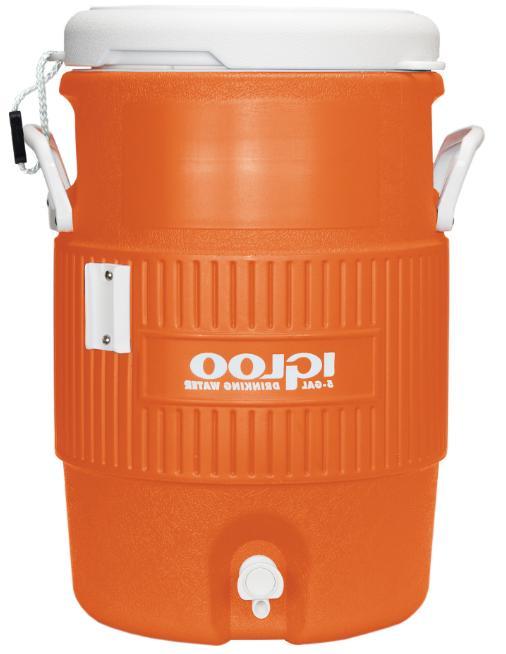 Water Cooler Jug IGLOO 5-Gallon Heavy Duty Beverage Sports W