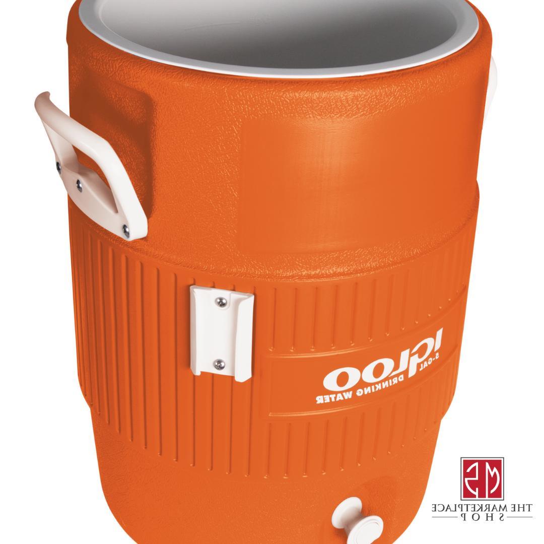 Water 5 Gallon Heavy Duty Beverage