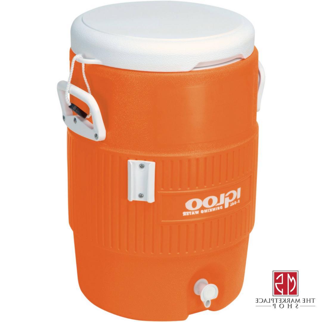 Water Cooler 5 Gallon Beverage Dispenser