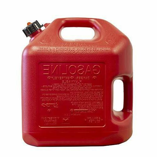 2 Gas Cans - 5 Gallon Midwest